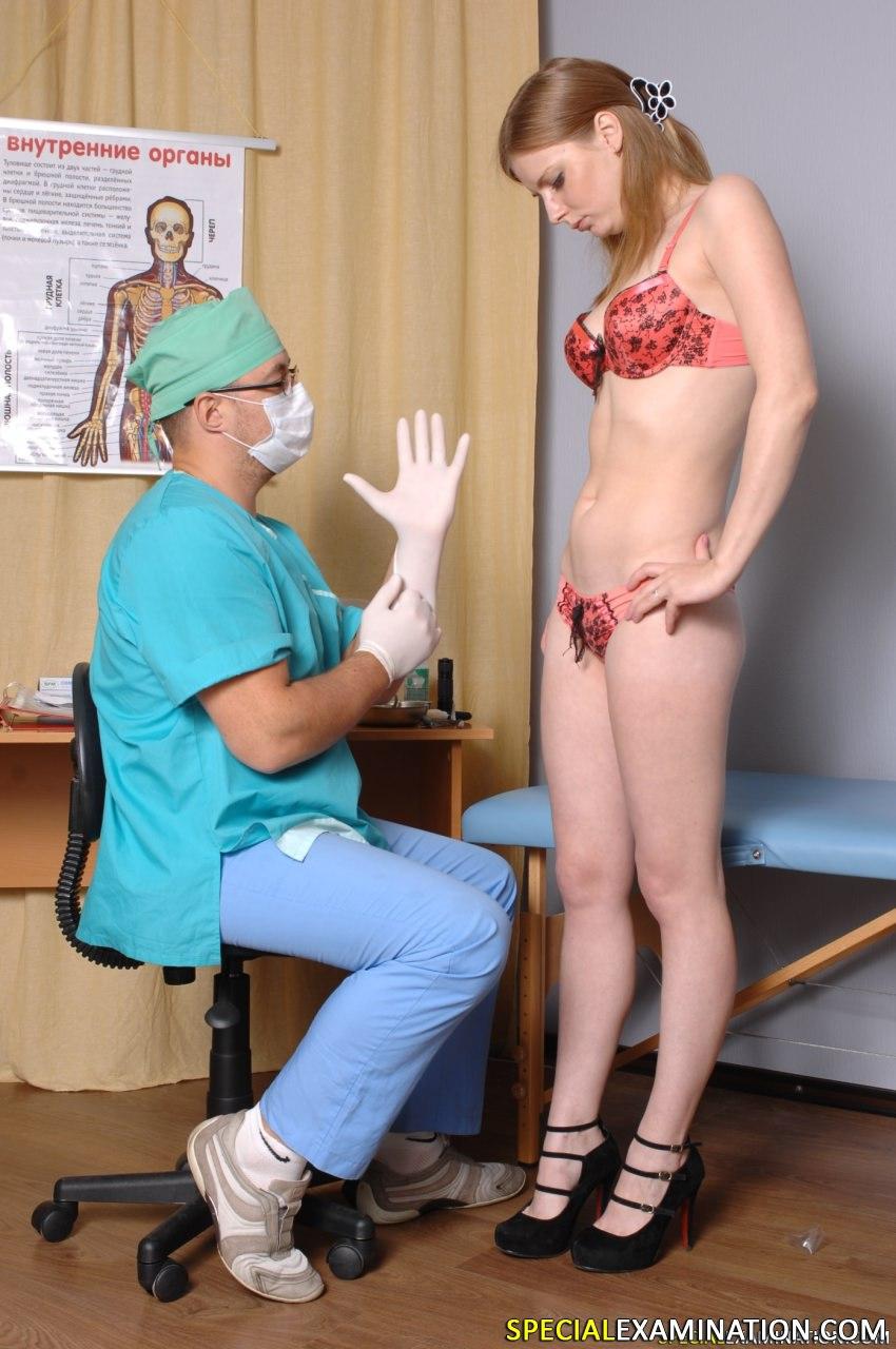 ебля у врача