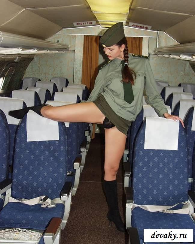 стюардесса карибских авиалиний порно