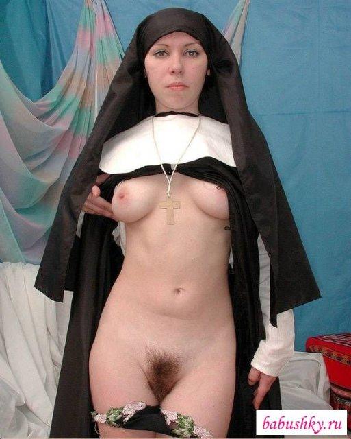только порно фото монашек